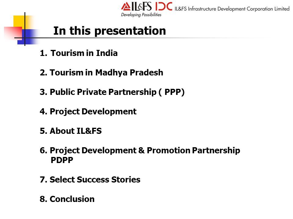 In this presentation 1.Tourism in India 2. Tourism in Madhya Pradesh 3.