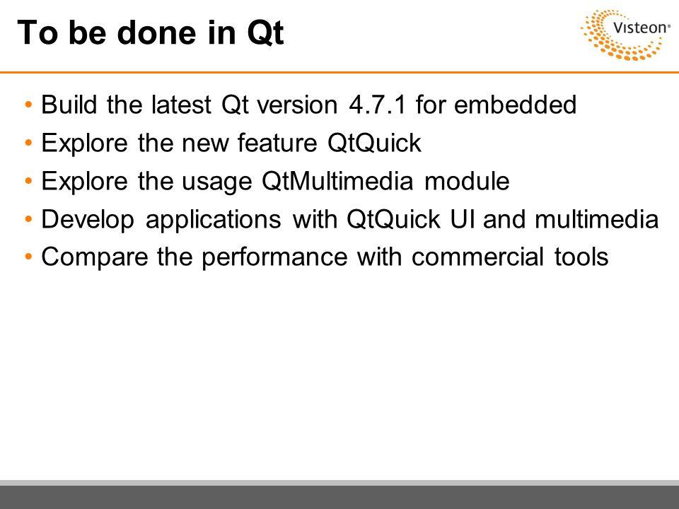 An Overview of Qt - asankar1  Agenda About Qt –A brief intro