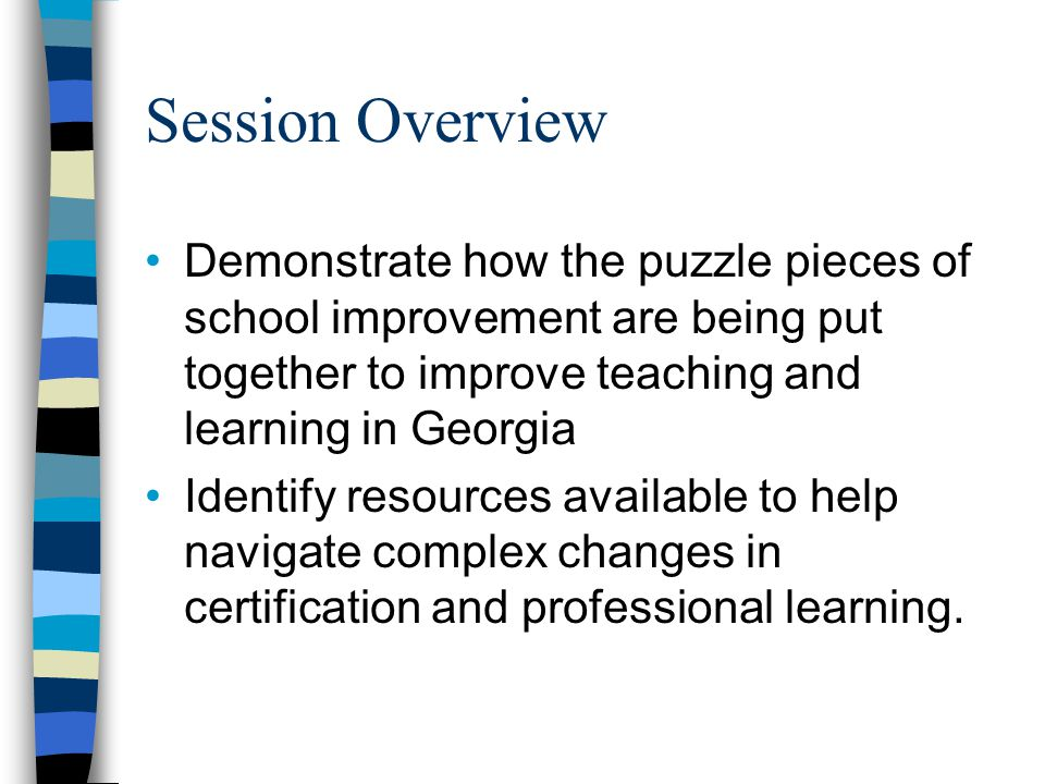 Certification And Professional Learning Rule Changes Impact On