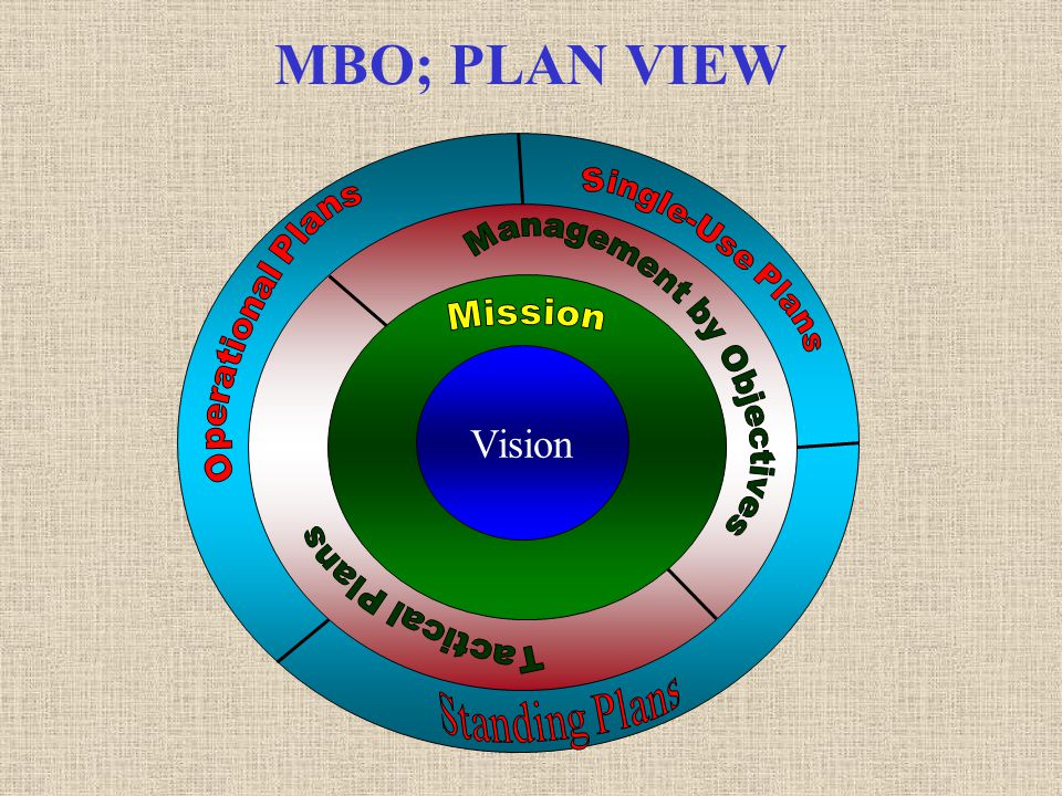 MBO; PLAN VIEW Vision