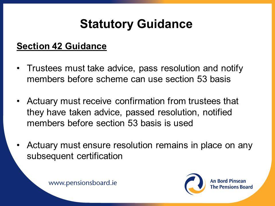 The Pensions Board Funding Standard Seminars June Ppt Download