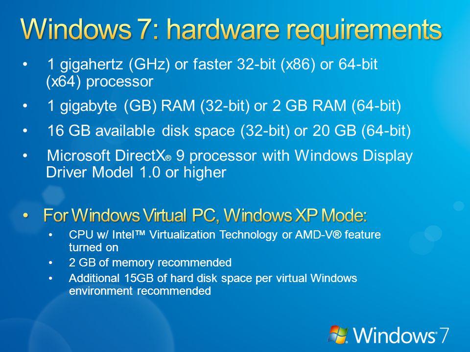 microsoft xp mode windows 7 64 bit