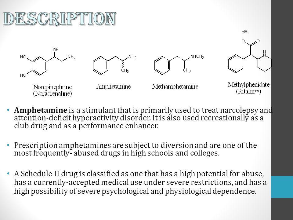 Stimulants Methylphenidate (Ritalin, Concerta, Daytrana
