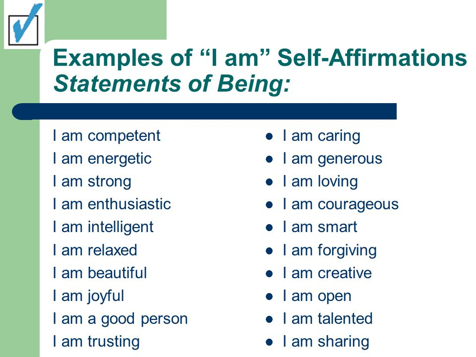 Self Affirmations To Strengthen Health Management Going For The 3