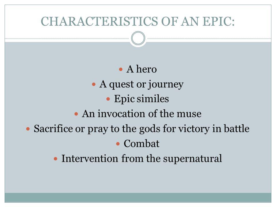 BACKGROUND NOTES:EPIC POETRY, EPIC HERO, TROJAN WAR, & GREEK