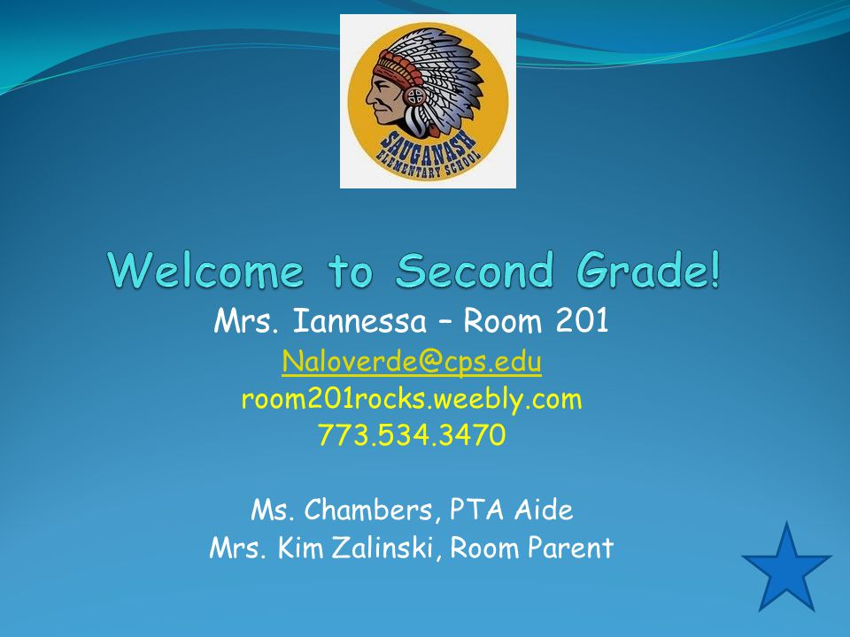 Mrs. Iannessa – Room 201 room201rocks.weebly.com Ms.