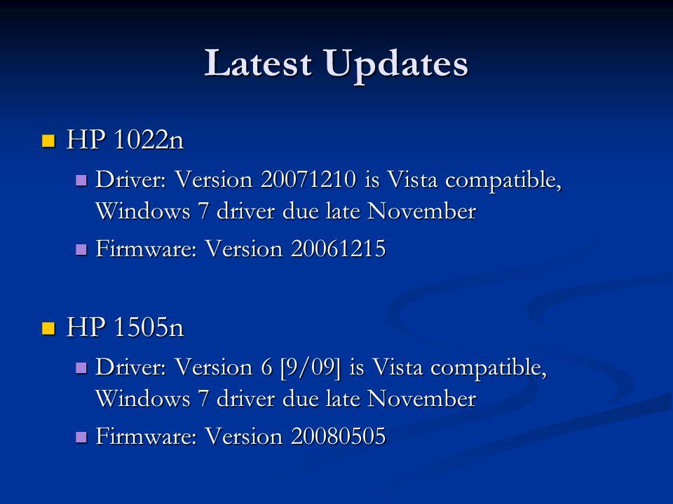 Hp1505n driver for mac.