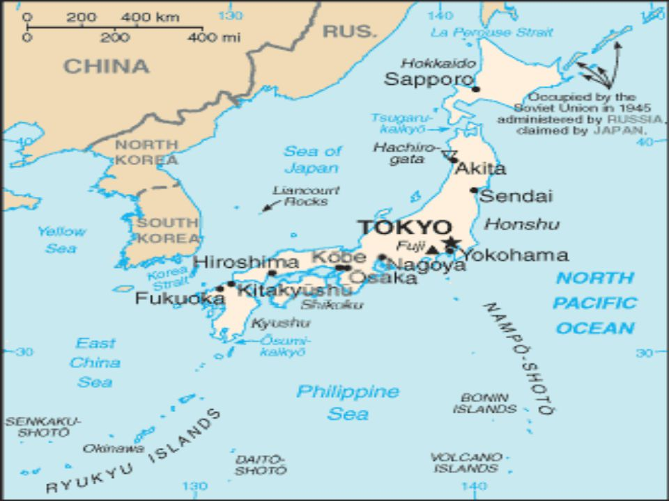 Japan\'s Ways Hannah C.. Where Japan is located The capital of Japan ...