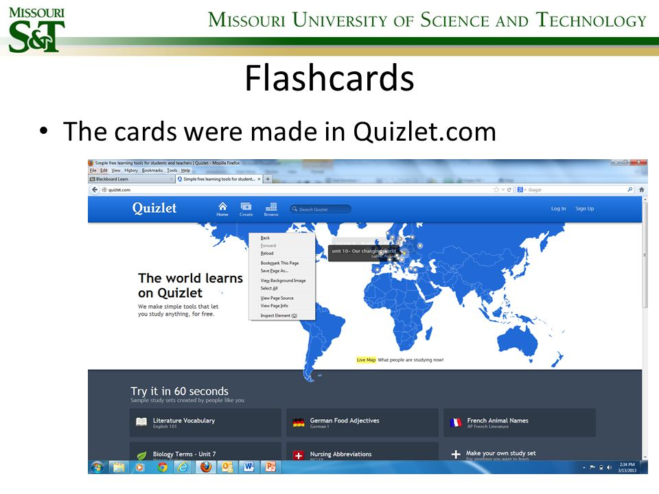 3d2ed246fe6 Evaluation of Electronic Flashcards as a Tool to Improve Exam ...