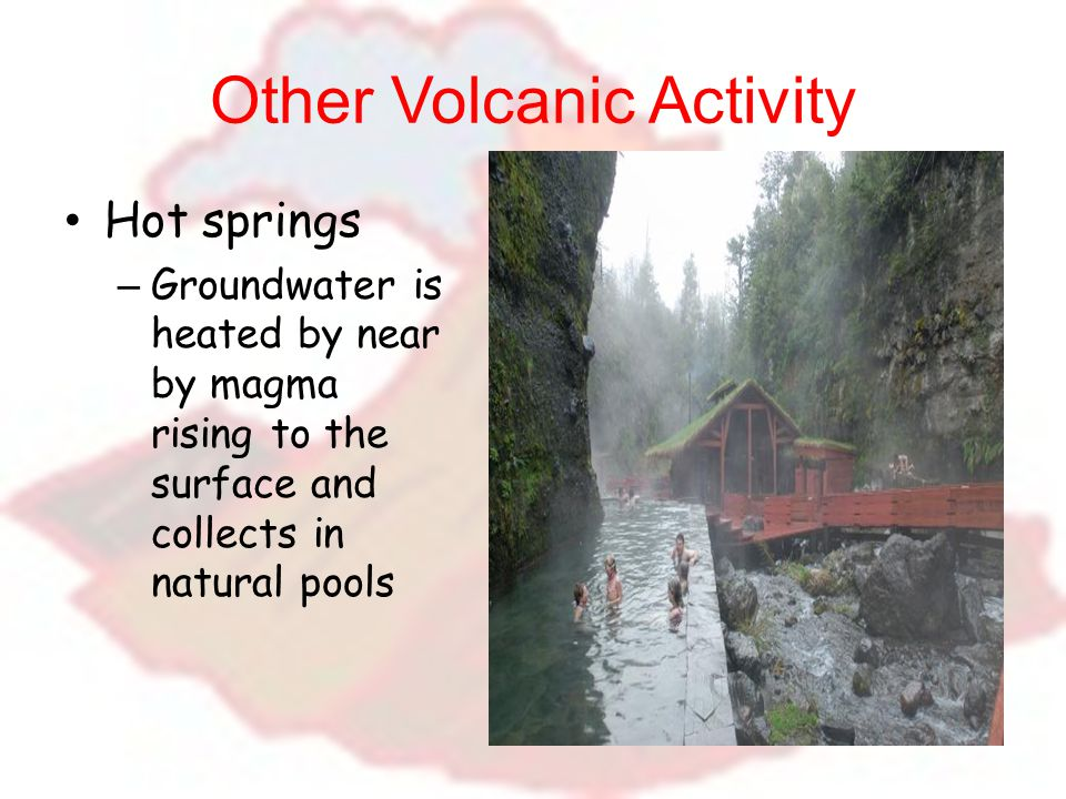 Stages of a Volcano Active: (live) erupting or has shown signs that it may erupt In the near future Dormant: (Sleeping) is not currently erupting but may/can erupt in the future Extinct: (dead) unlikely to erupt again