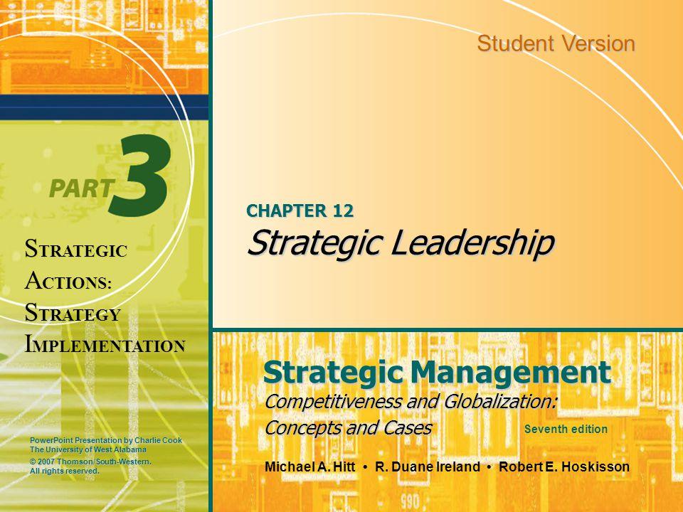Ppt the strategic management process powerpoint presentation.