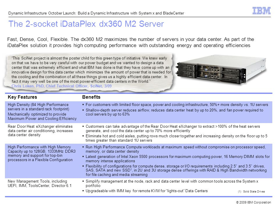 © 2009 IBM Corporation System x and BladeCenter Servers for a Smart Planet Ivailo Djilianov, System X and Blade Center Sales Specialist IBM Forum Oct ppt download - 웹