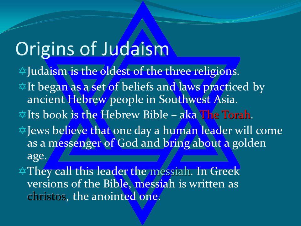 christianity abrahamic