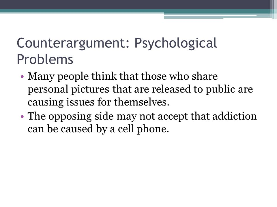 arguments for texting and driving