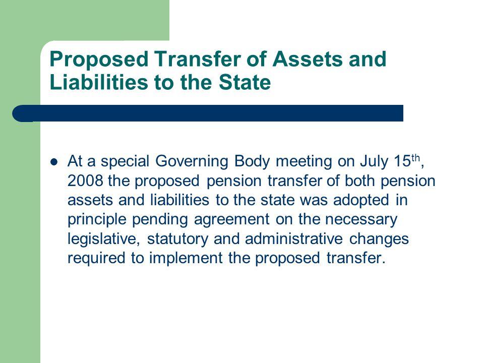 University College Cork Pension Arrangements Briefing Session For