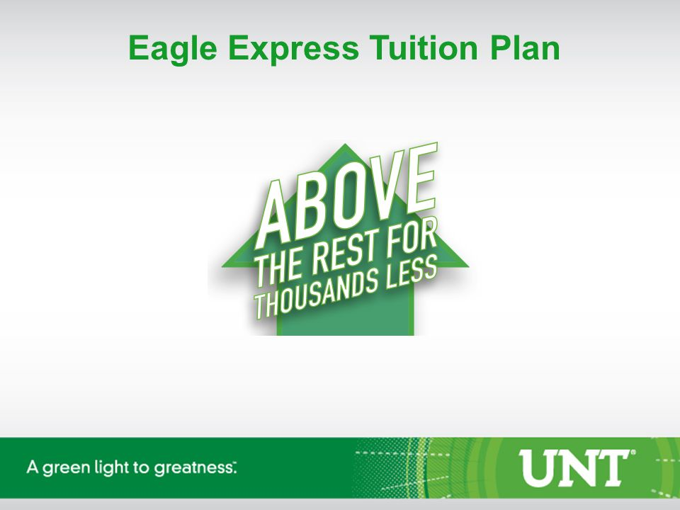 Eagle Express Tuition Plan