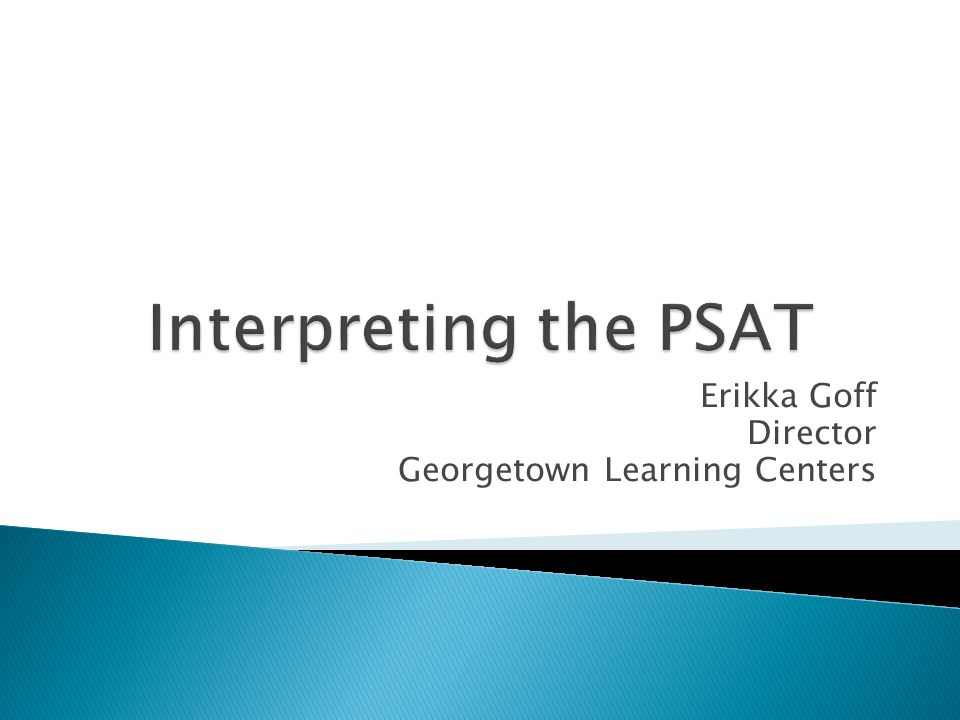 Erikka Goff Director Georgetown Learning Centers. - ppt download - 웹