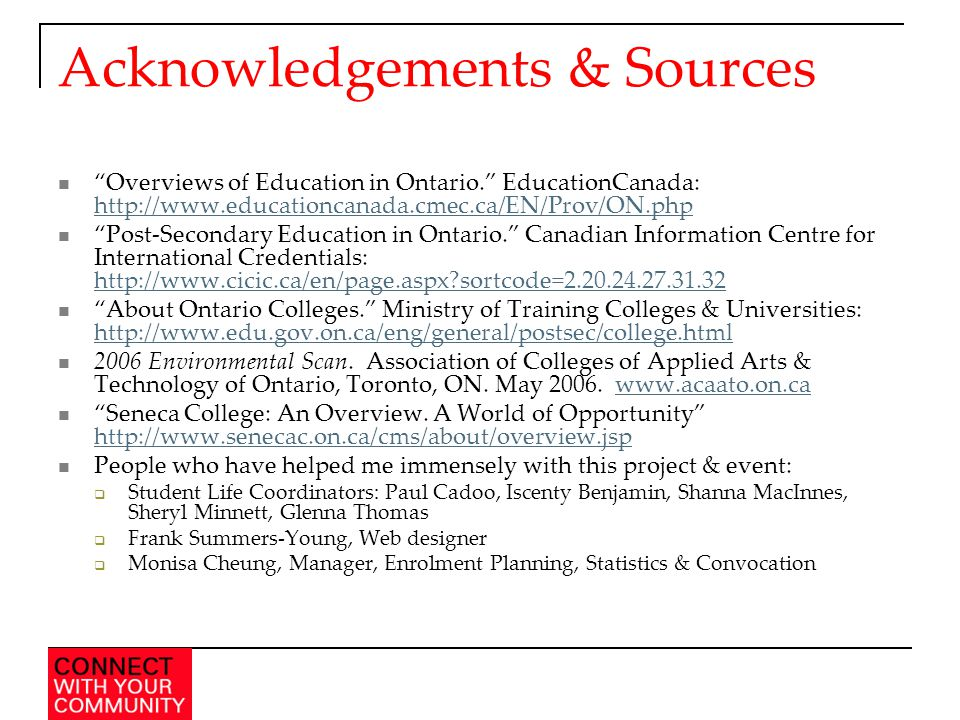 Small Changes Big Impact Transforming Orientation At Seneca College Presented By Amy Gaukel Manager First Year Student Experience Noda Region 7 Conference Ppt Download