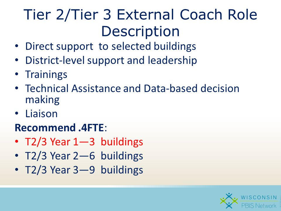 This is Tier II This is the online first of two part readiness ...