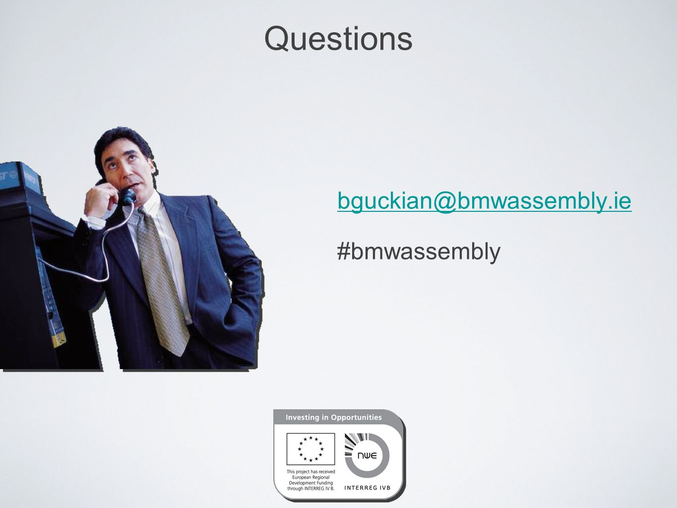 Questions #bmwassembly