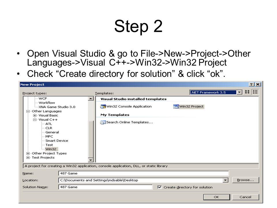 LaMothe DirectX Game in Visual Studio 2008 Matthew Sable