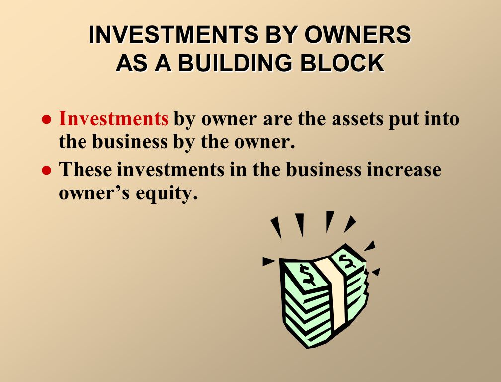 Owner's Equity is equal to total assets minus total liabilities.
