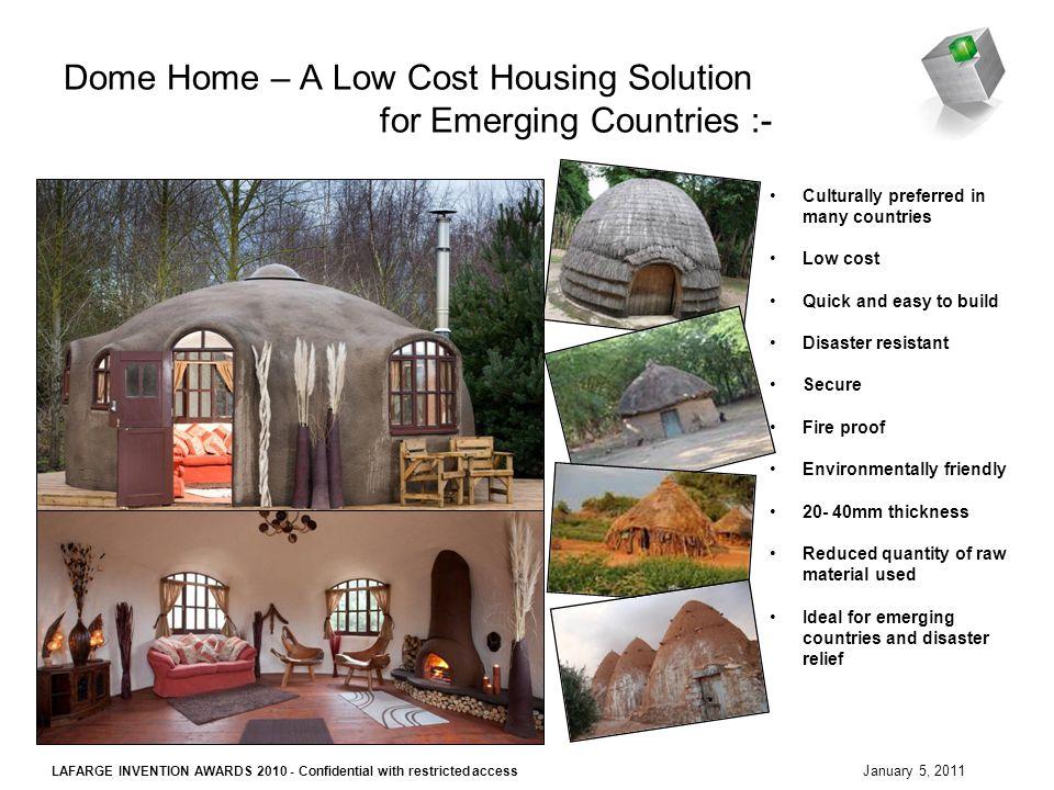 Ultra Thin Shell Dome Construction Jay Emery Dingley Dell