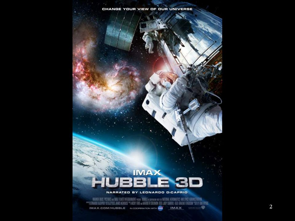 """Science, Data, & Art in the Imax Film """"Hubble 3D"""" Frank"""