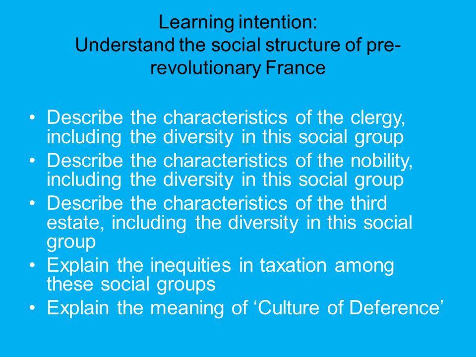 characteristics of french revolution