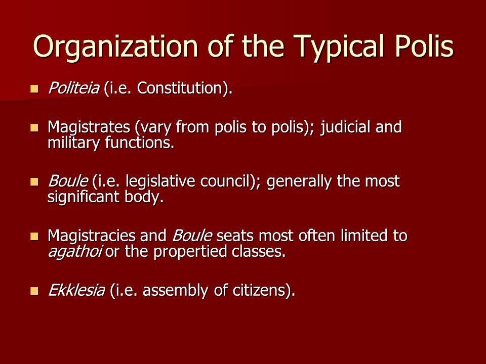 polis significance