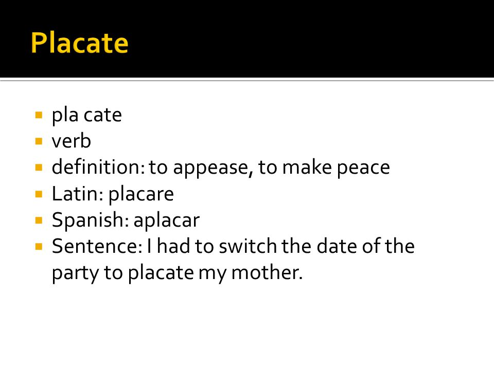 dating definition in spanish