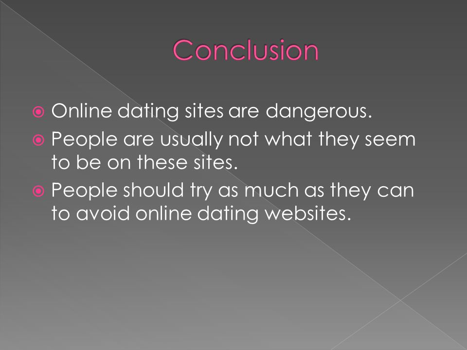 the history of internet dating