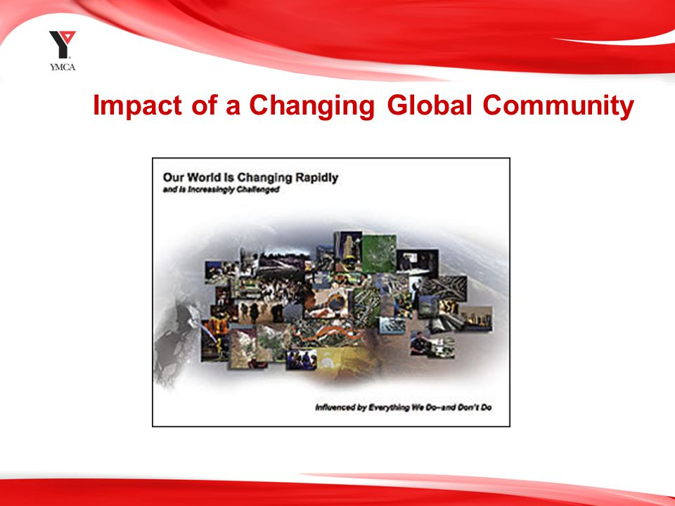 Impact of a Changing Global Community