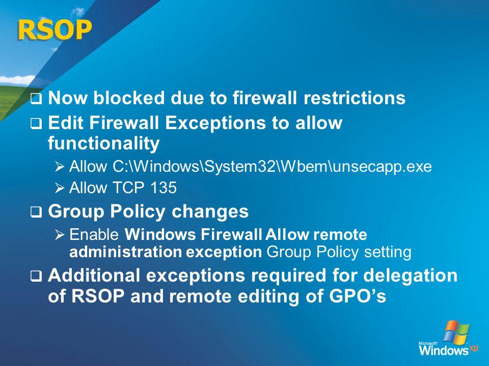Windows XP Service Pack 2 Customer Awareness Workshop XP SP2