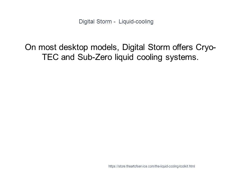 Liquid Cooling Ppt Download