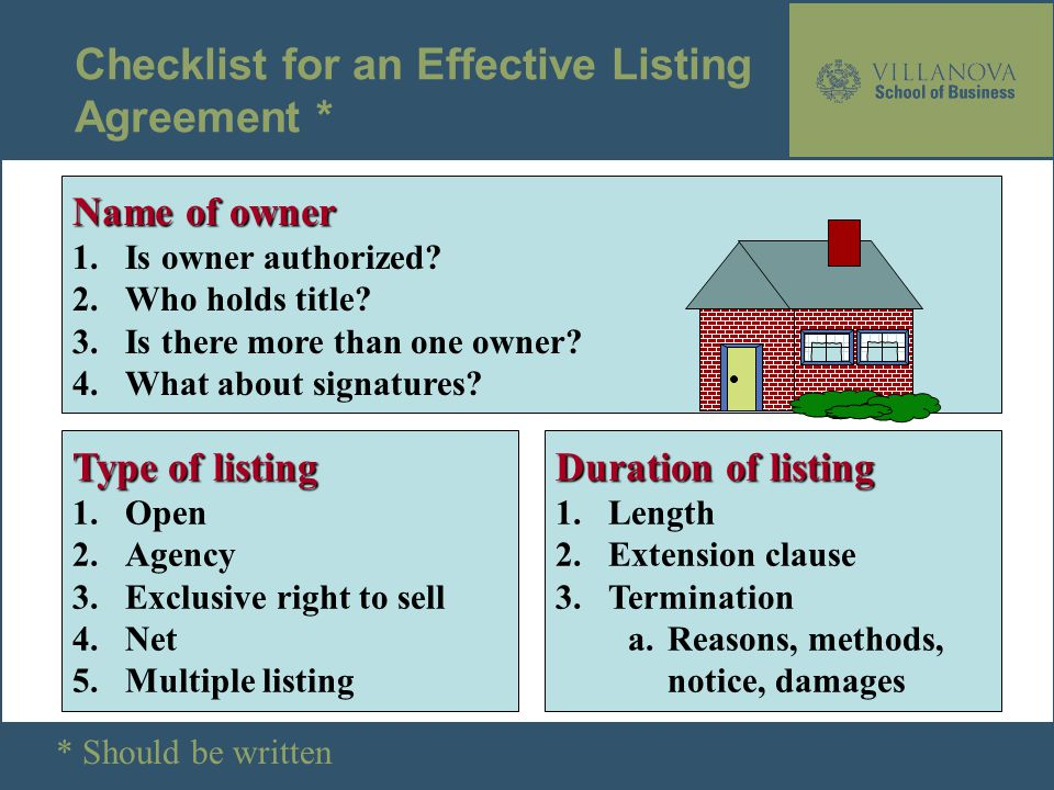 Chapter 12 The Broker S Role In The Transfer Of Real Estate Ppt