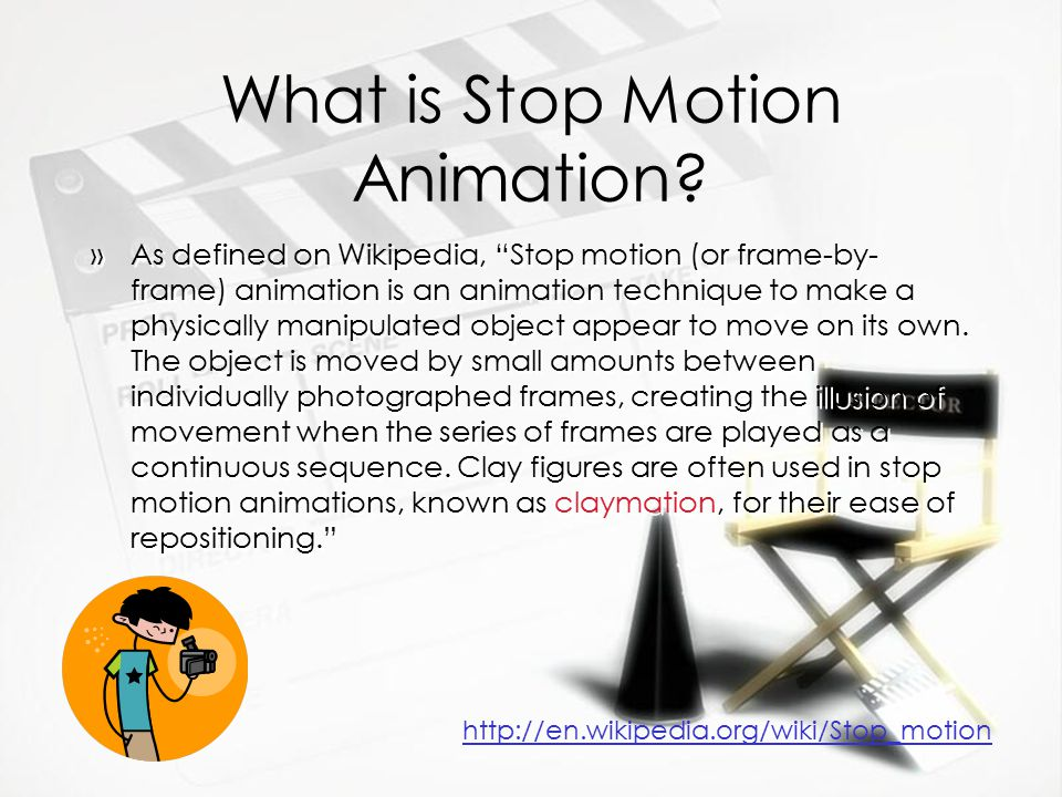Stop Motion Project Advanced Computers Mrs. Hernandez. - ppt download