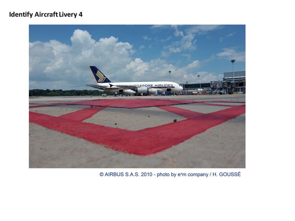 Aircraft Livery A - Z Pay attention     You will have to
