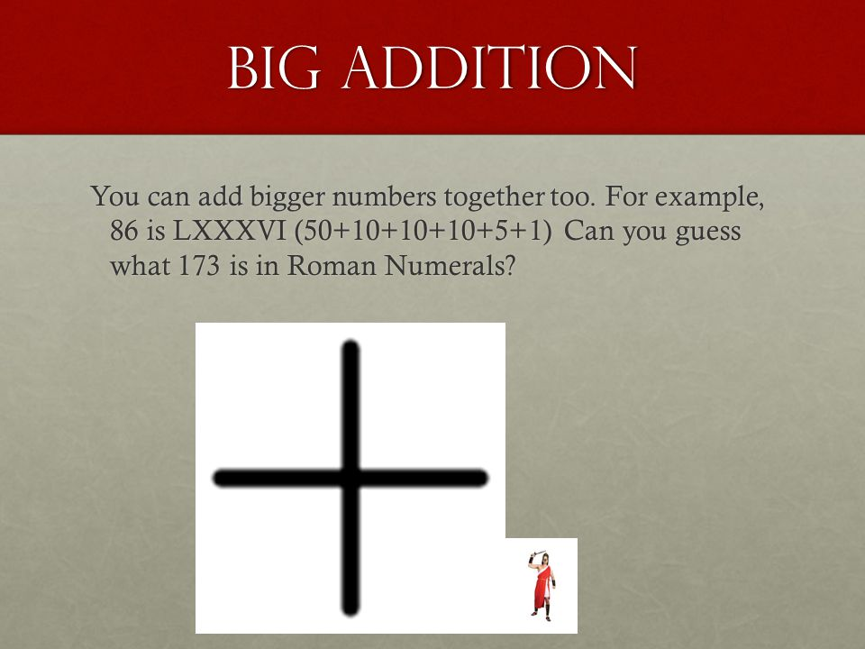 Roman Numerals And How They Work By Avery Coleman Ppt Download