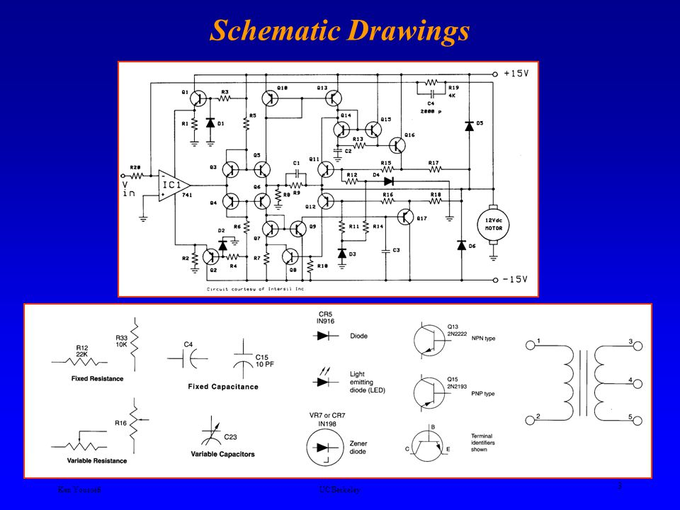 Ken YoussefiUC Berkeley 1 Electrical Drawings Ken YoussefiUC ...