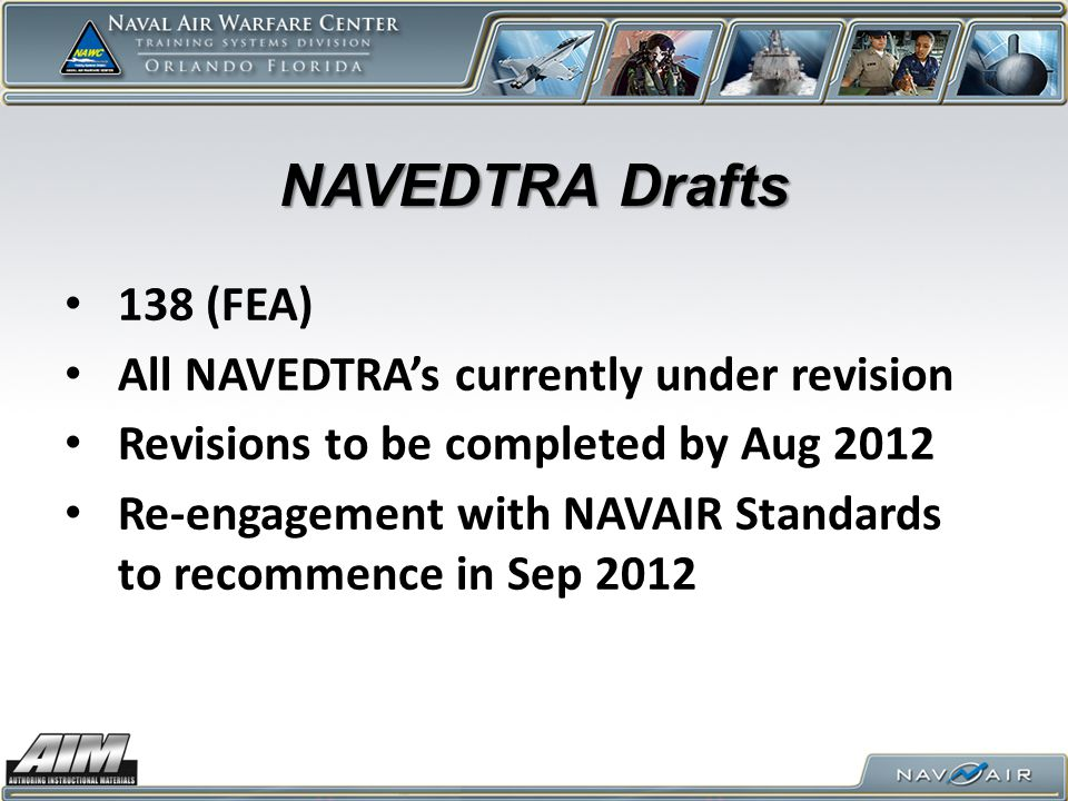 netc n7 status update to aim frb netc n7 status update to aim frb rh slideplayer com Navy NAVEDTRA Courses NAVEDTRA Website