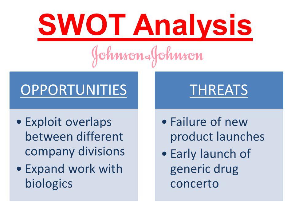 swot analysis for johnson & johnson