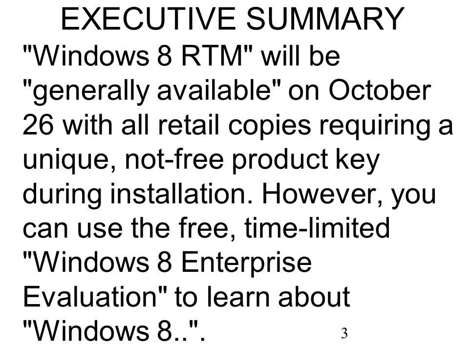 windows 8 evaluation product key free