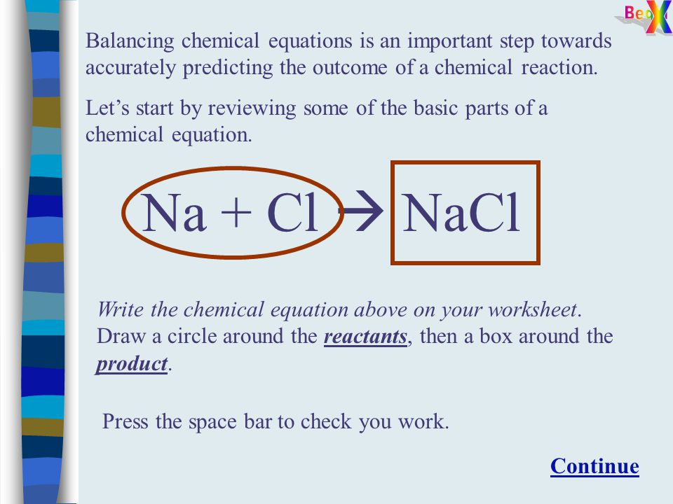 This Presentation Provides The Chemistry Student With Several. 2 Balancing Chemical Equations. Worksheet. More Balancing Chemical Equations Worksheet Answer Key At Clickcart.co