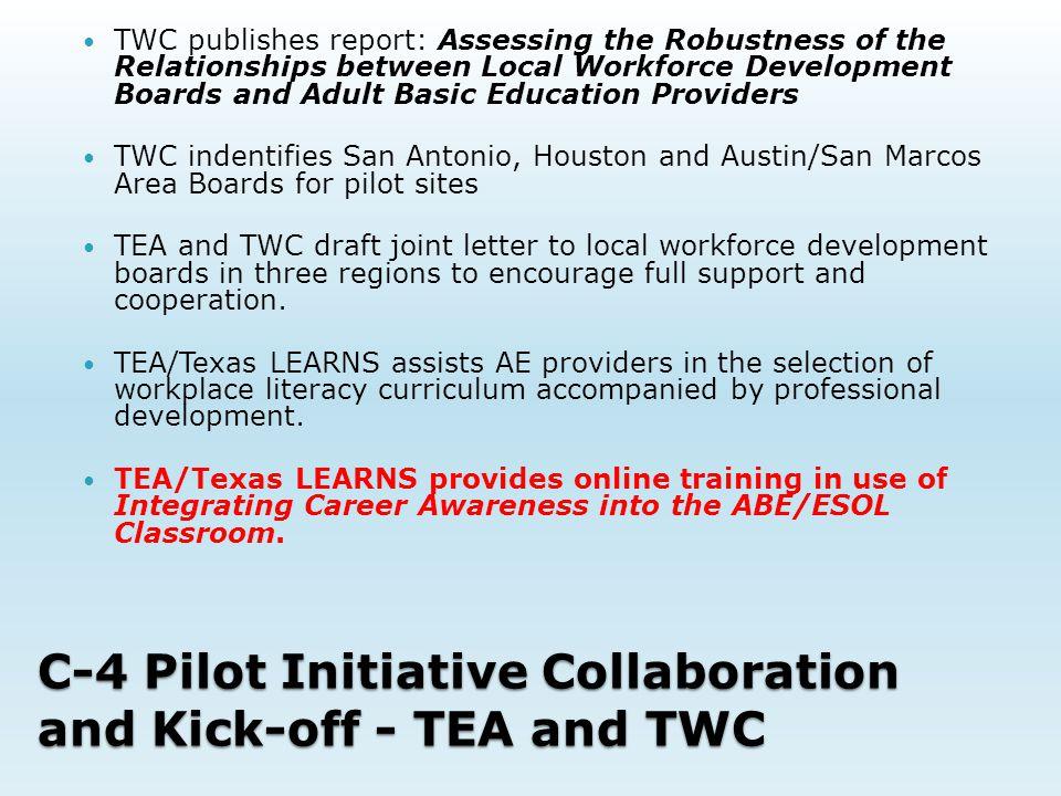 Adult assessment basic education texas