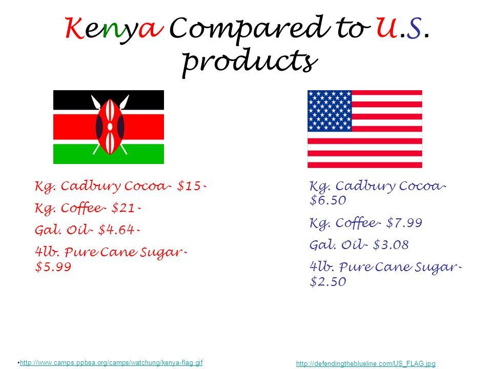 Kenya Economy By: Annah Baize, Kaitlyn Kohm, And Nolen