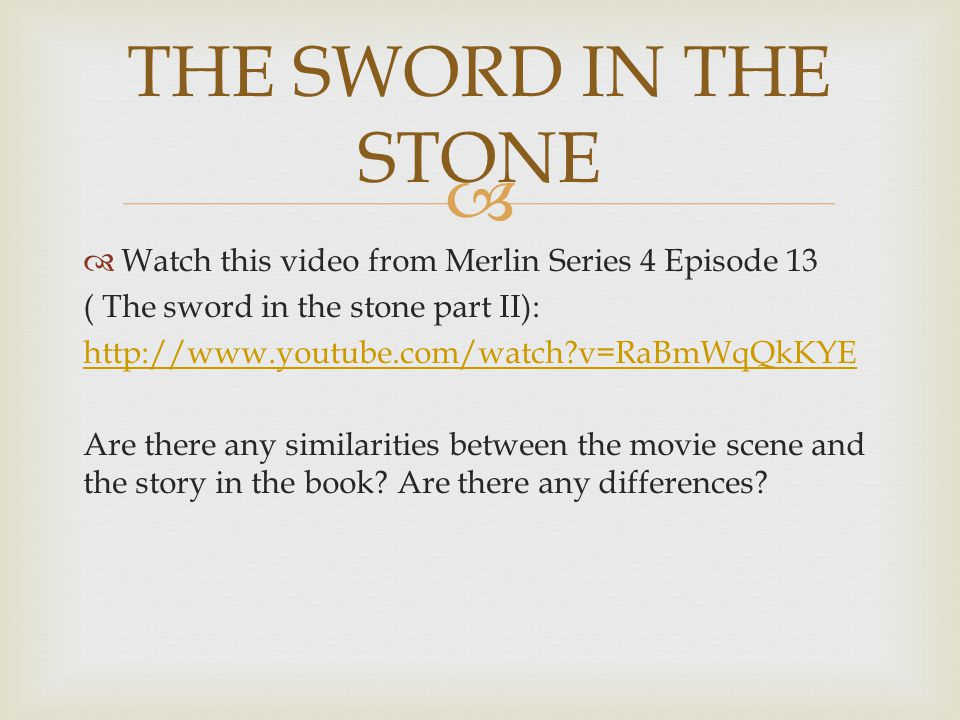 3RD ESO    Watch the trailer of the 2004 movie about