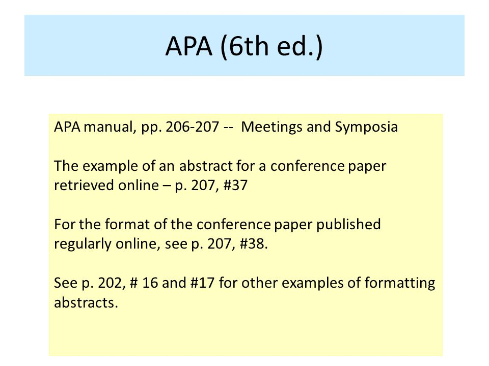 conference paper abstract retrieved online time 4 min ppt download