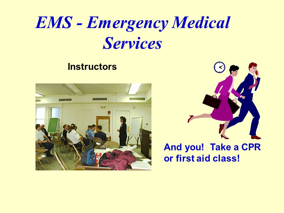 EMS - Emergency Medical Services Physicians Surgeons