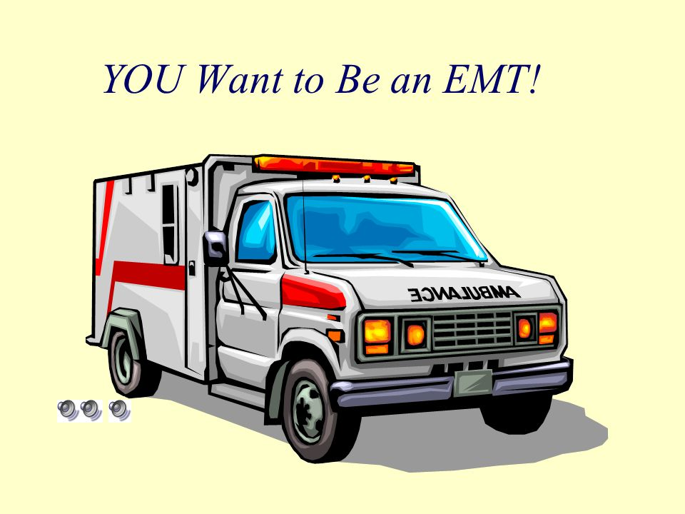 EMS - Emergency Medical Services Instructors And you! Take a CPR or first aid class!